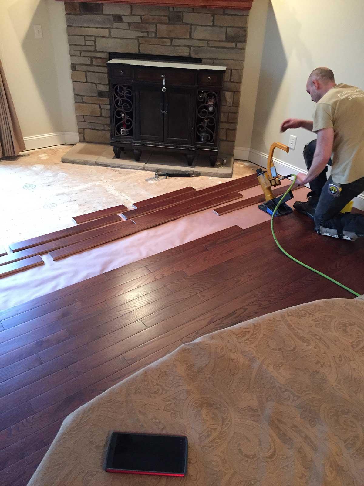 Floor Installers Stow