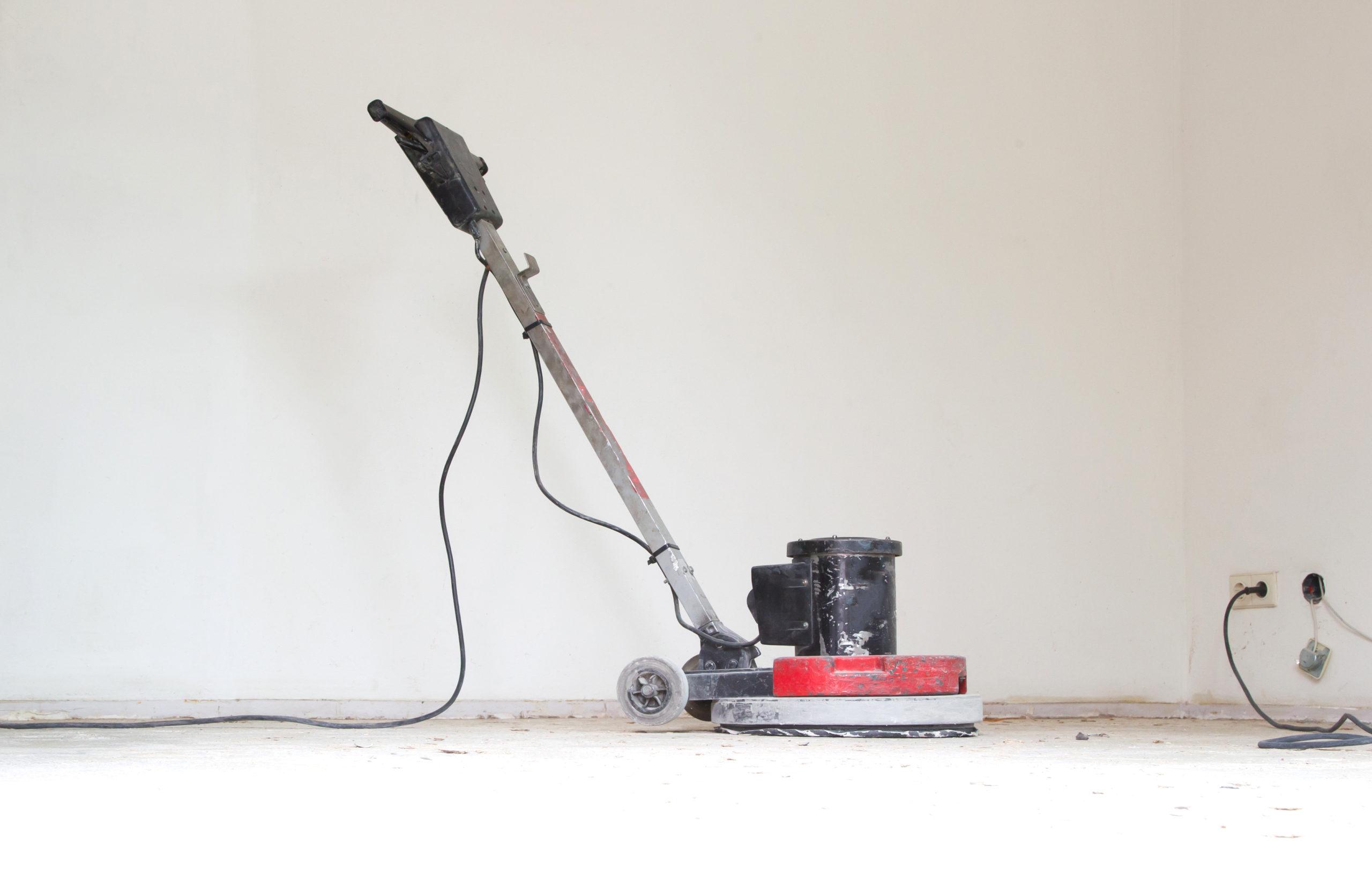 floor install preparation