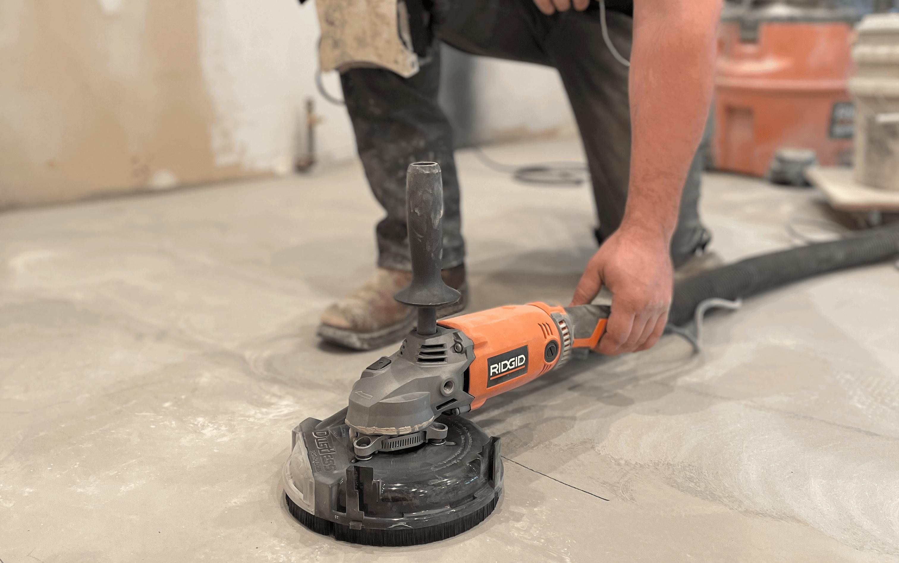 Floor Prep Sanding Services